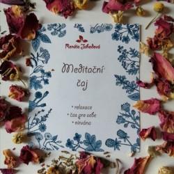 Meditační čaj